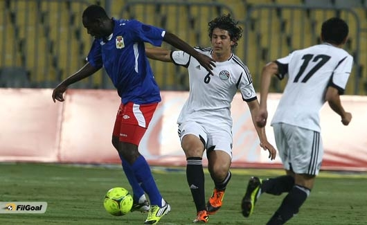 Video: African giants Egypt crash out of Cup of Nations qualifiers