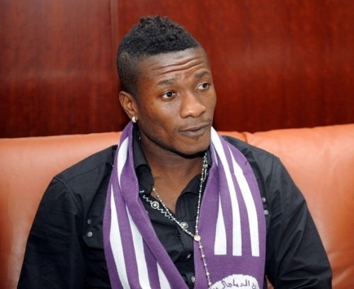 Al Ain rubbish €60m deal for Gyan reports