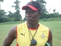 Ghana U20 coach quits Heart of Lions