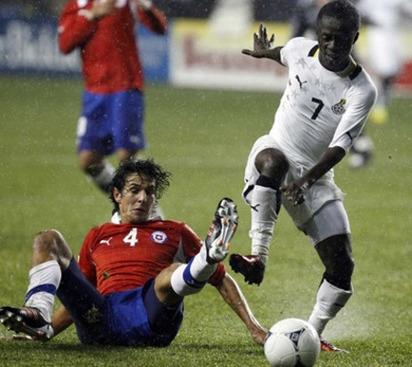 Ghana winger Mpong snubs Turkish side Adana Demirspor