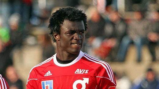 Kwame Amponsah returns to AIK, ends Degerfors loan deal