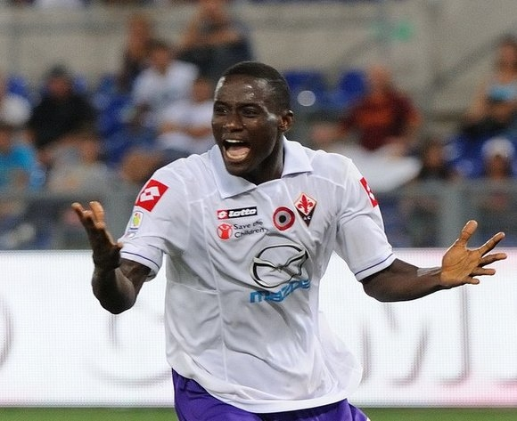 Fiorentina loan Acosty to Serie B side Juve Stabia