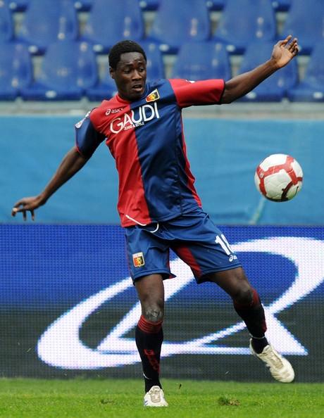 Boakye's Ghana U20 form opens Serie A door