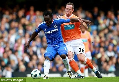 Chelsea asst coach reiterates Essien effect