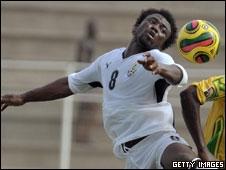 Ghana's Rahim Ayew wants to quit Zamalek