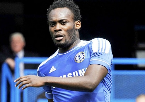 Essien nears Arsenal switch as he stays behind in Chelsea's hotel for Super Cup tie