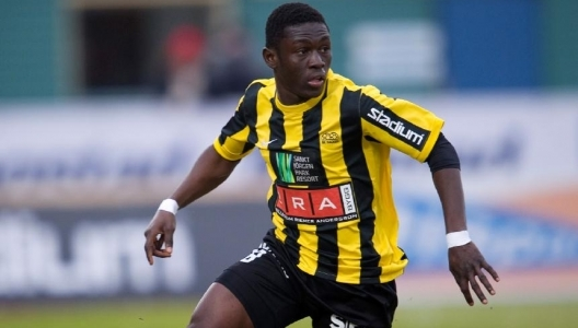 Waris scores twice; Nasiru one in Hacken's league win in Sweden