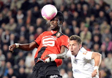 John Boye impresses as Rennes move out of relegation zone