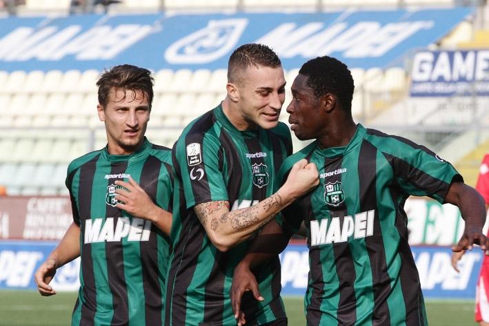 Video: Ghana striker Boakye opens season goal account in Sassuolo win