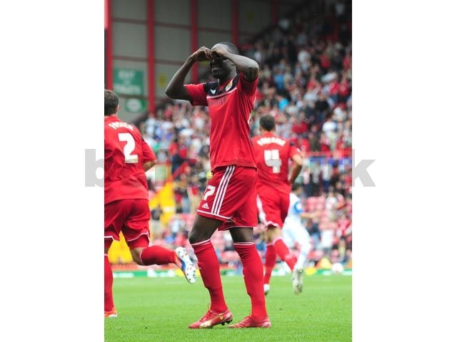 Albert Adomah grabs consolation in Bristol City defeat
