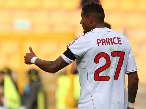 Manchester United to move for Ghanaian Kevin-Prince Boateng from AC Milan
