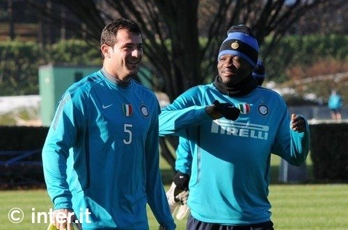 Inter name Sulley Muntari for Fifa Club World Cup