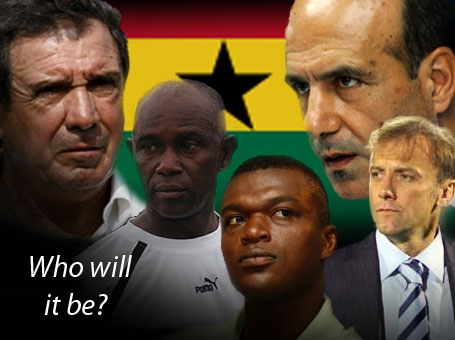 Who should be Ghana's next coach? Desailly, Stevanovic or Addo!
