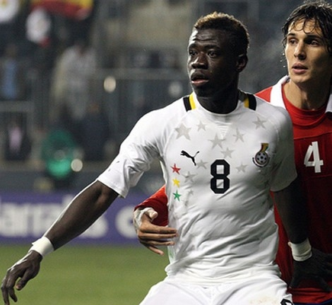Afriyie Acquah, Rabiu named in Ghana line-up to face Malawi in AFCON qualifier