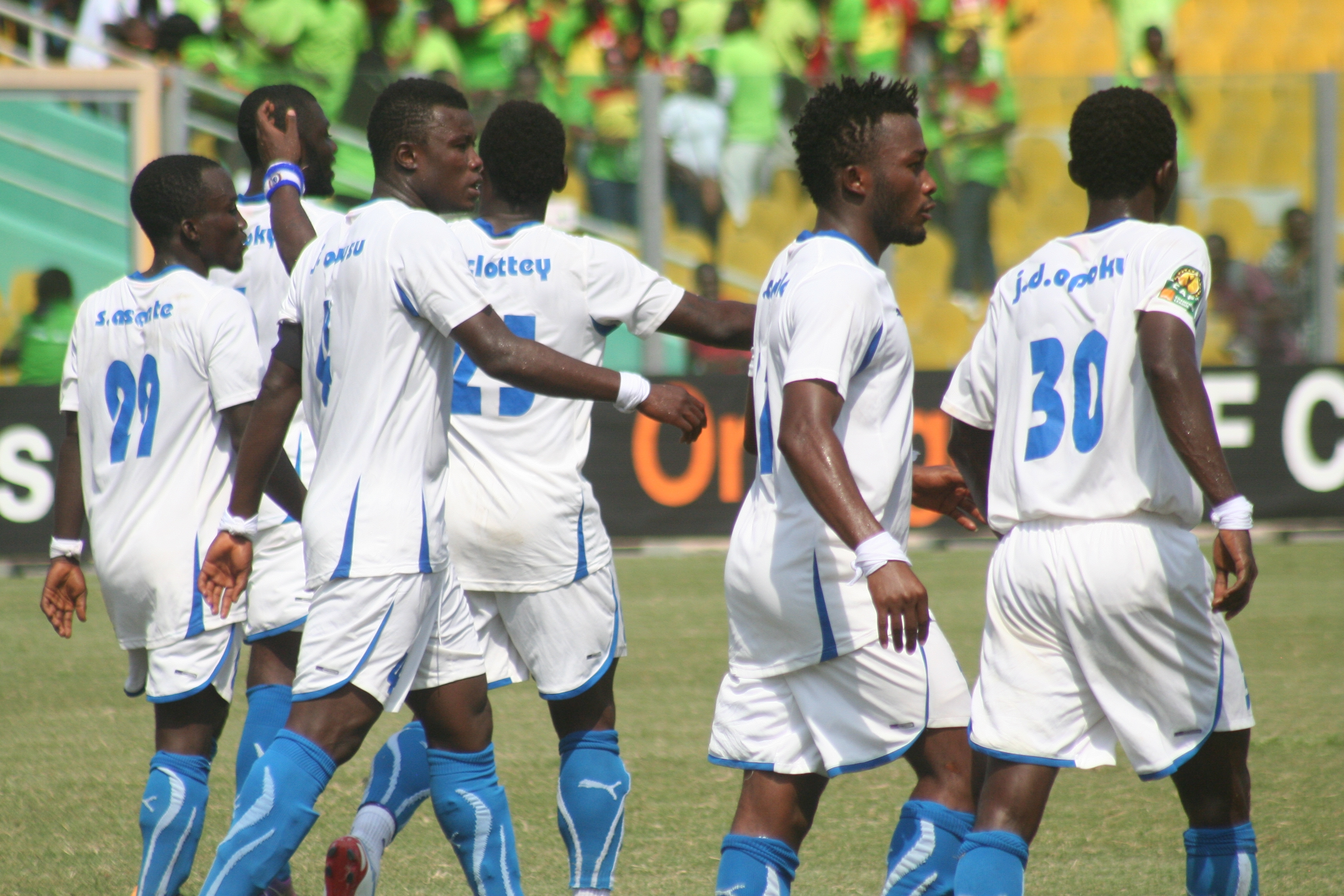 Berekum Chelsea to recieve $475,000 cash for Champions League participation