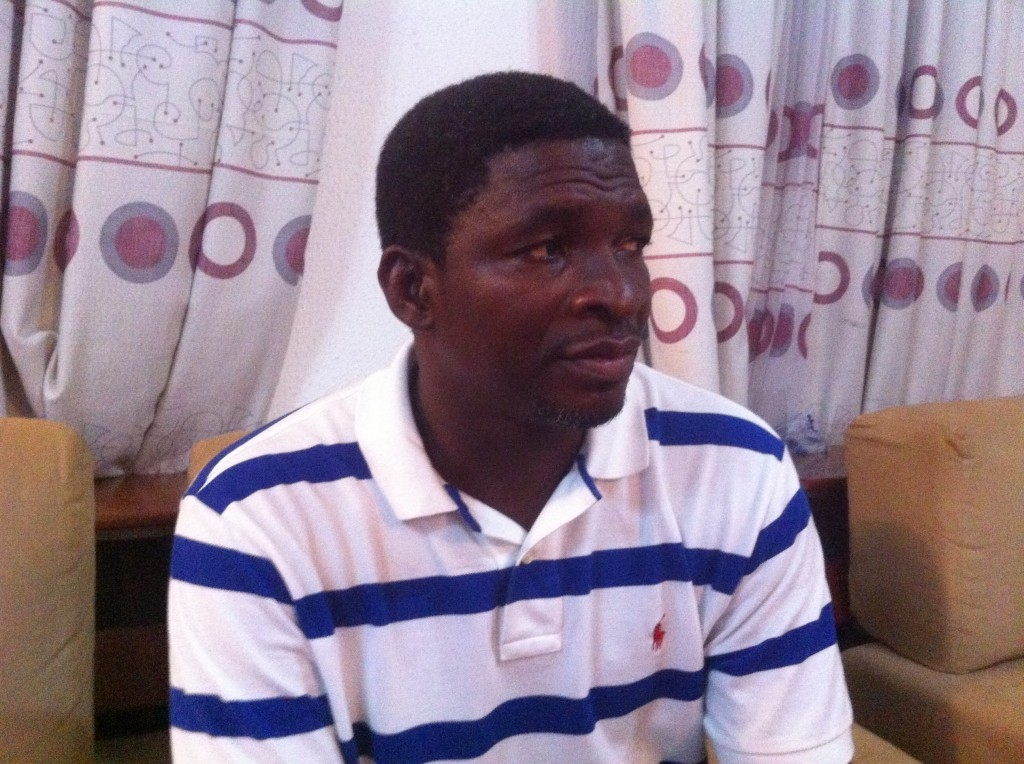 Black Stars assistant coach  Maxwell Konadu's  house burgled