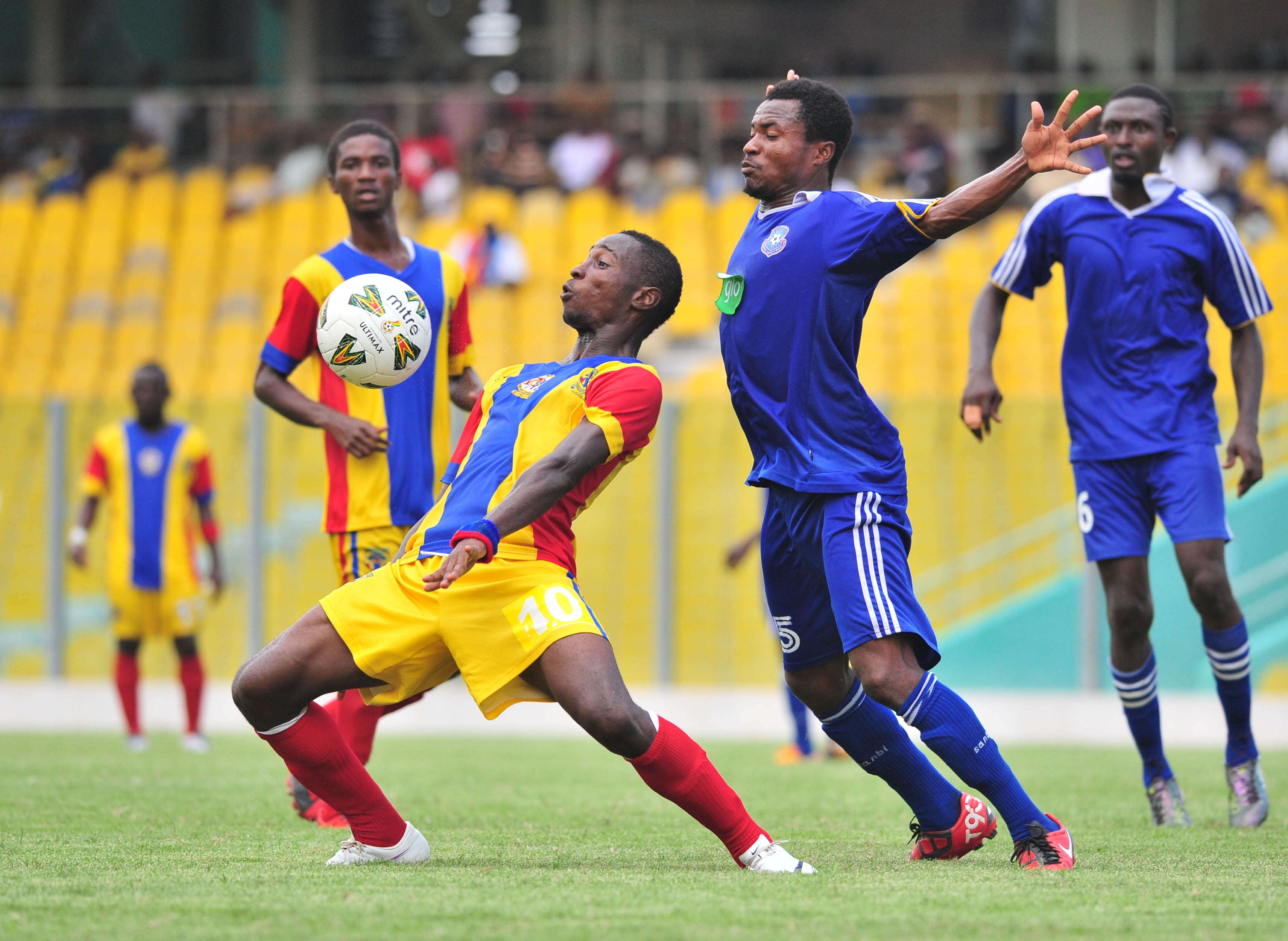 Egyptian giants Al Ahly to scout for talents in Ghana