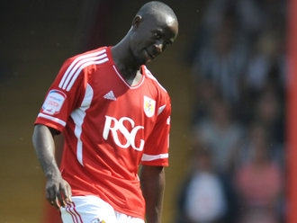 Swansea step up their bid to sign Bristol City's star Albert Adomah