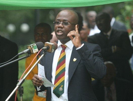 2012 was a remarkable year – Ghana FA boss Nyantakyi