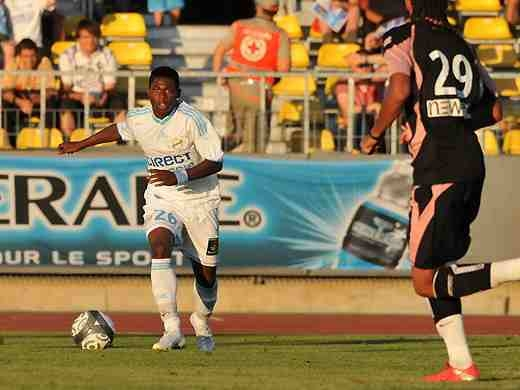 Ex-Marseille U17 captain arrives to fight for Ghana U20 place