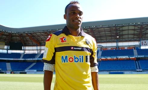 Swiss side Sion pushing for Yartey loan deal