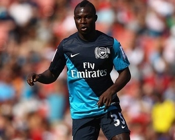Arsenal boss Wenger happy with Frimpong Fulham move