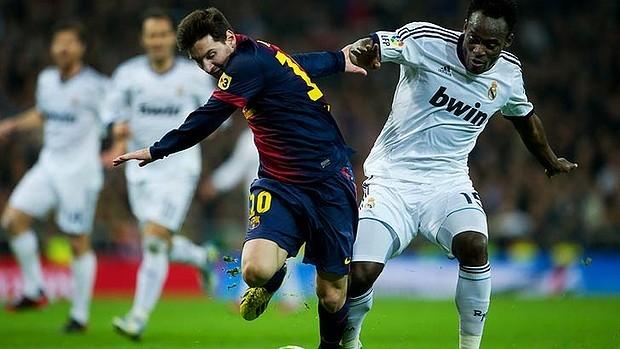 Essien keeps Messi in check in El Clasico stalemate
