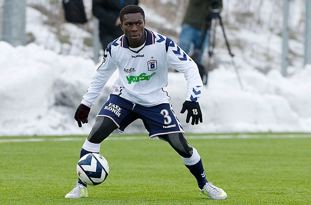 Danish side AGF sign Ghanaian youngster Oduro on loan from City