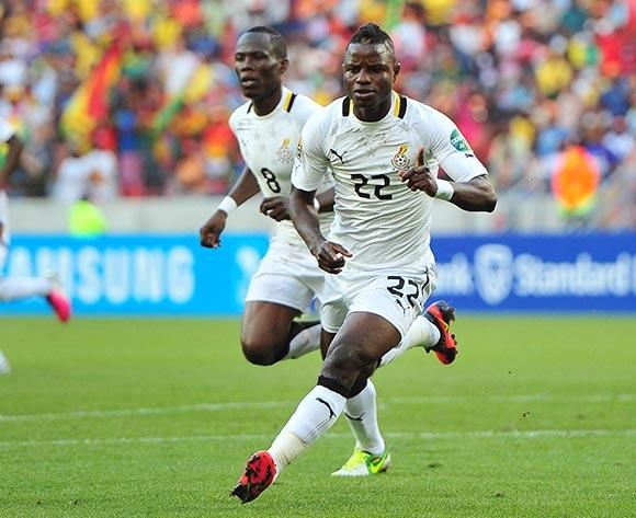 Pidgin English: Ghana don reach Nations Cup semi final, Wakaso bi chairman