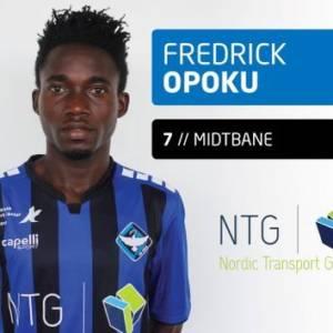 Fredrick Yemoah Opoku