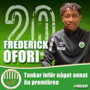 Frederick Acheampong Ofori