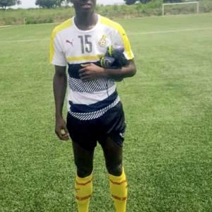 Solomon Kojo Antwi
