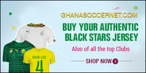 GHANAsoccernet.com Store